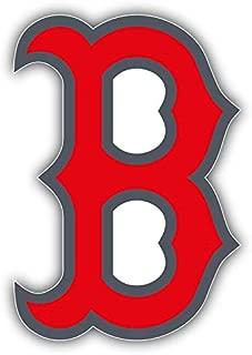 skyhighprint Boston Red Sox MLB Baseball Sport Decor Vinyl Print Sticker 14'' X 10''