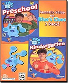 Blue's Clues Fantastic Value 2-Pack!