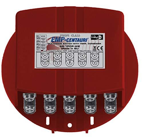 DiSEqC Switch S8 / 1PCP-W2 (P.168-W)
