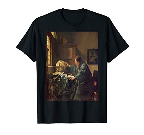 Johannes Vermeer's The Astronomer T-Shirt