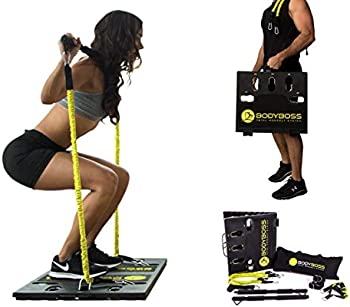 BodyBoss Full Portable Gym Home Workout Package