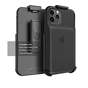 Belt Clip Holster Compatible with Apple Smart Battery Case  for iPhone 11 Pro 5.8  - Smart Case NOT Included