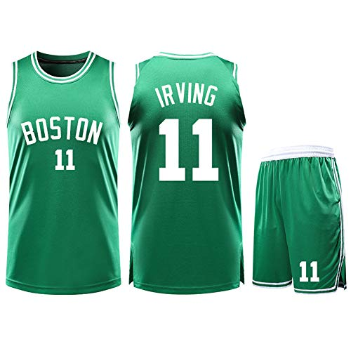 Kit entrenamiento baloncesto Boston Celtics No. 11