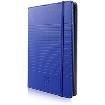 モレスキン Moleskine iPad mini4 対応 ケース (ブルー) MOFCPM4DLDB
