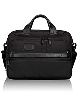 "Tumi Alpha 2, Porte-documents Extensible pour Ordinateur 13"", Noir - 026120D2 (B00KFRO7VQ) 