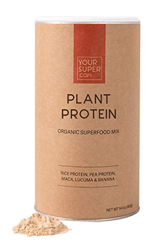 Your Superfoods Muscle Power Superfood
