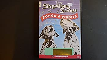 SING ALONG SONGS PONGO & PERDITA  DVD