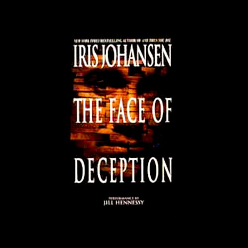 The Face of Deception audiobook cover art