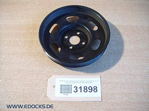 Polea Disco Bomba de Agua Agila B 1,0 1,2 Gasolina K10B K12B Opel