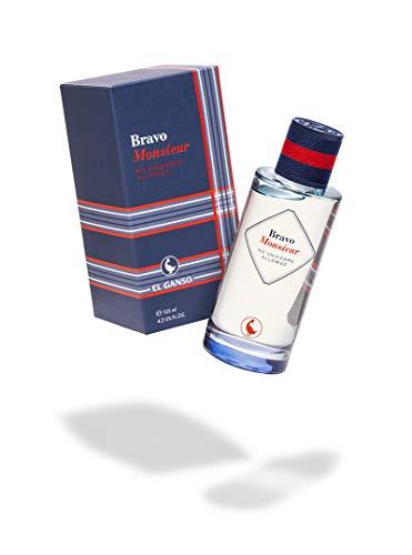 El Ganso Perfume Bravo Monsieur Vapo, 125 ml, Pack de 1