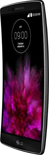 LG G-Flex 2 - Smartphone 16GB, 2GB RAM, Single Sim, Titan Silver