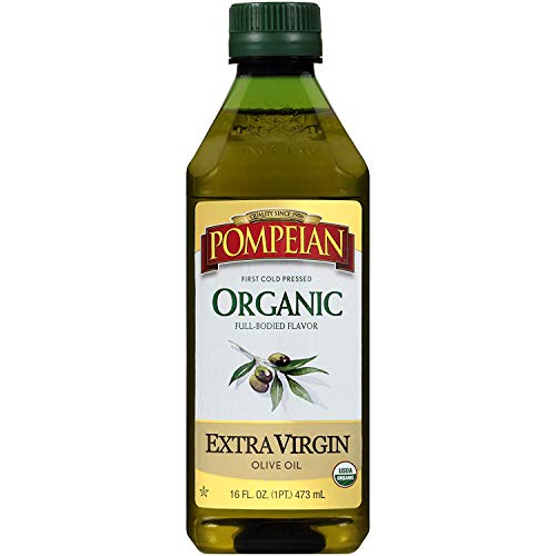 Pompeian USDA Organic Extra Virgin Olive Oil 16oz $2.56 with s/s