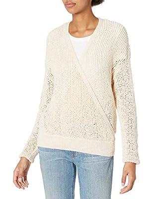 Billabong Women's Sweet Bliss Sweater White Large/12 by Billabong