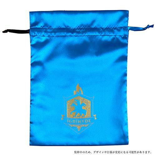【予約販売】ツイステッドワンダーランド サテン巾着 イグニハイド APDS5499_0