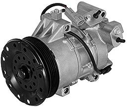 Happybuy CO 11034C 8831052250 8831052530 Universal Air Conditioner AC Compressor and Clutch For 2004-2006 Scion xB xA 1.5L 5SE09C A/C Compressor 97376 98376