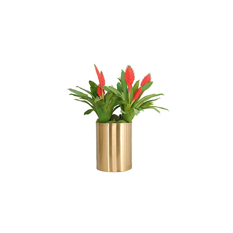 silk flower arrangements skyseen 2pcs artificial tropical tillandsia succulents bromeliads flower for floral arrangements