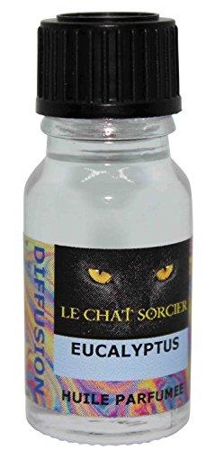Le Chat Sorcier - Huile Parfumée - Eucalyptus (10ml)