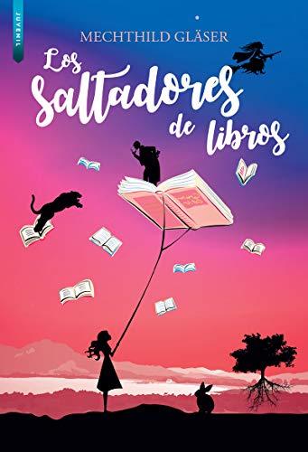 Los saltadores de libros (JUVENIL)