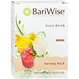 BariWise High Protein Powder Fruit Drink (15g Protein) / Low-Carb Diet Drinks - Variety Pack (7 Servings/Box) - Fat Free, Low Carb, Low Calorie, Sugar Free