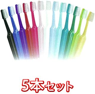 クロスフィールド TePe テペ セレクトミニ 歯ブラシ× 5本入 ソフト