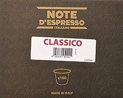 Note D'Espresso - Cápsulas exclusivamente compatibles con cafeteras Nespresso*