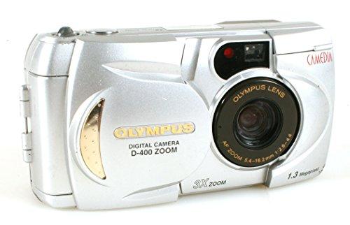 OLYMPUS CAMEDIA D-400 Zoom Digital Camera W/1.3 MP