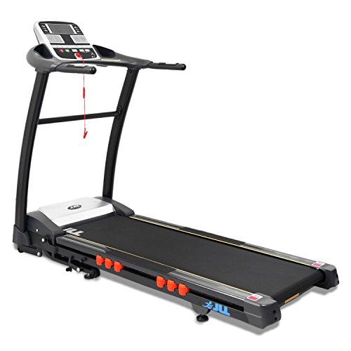 JLL S400 Premium Digital Motorised Treadmill 2018...