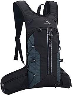 超軽量 ランニングバッグ サイクリングバッグ 自転車 バッグ バックパック リュック 光反射 通気 防水 ウォーキング ハイキング ジョギング アウトドア