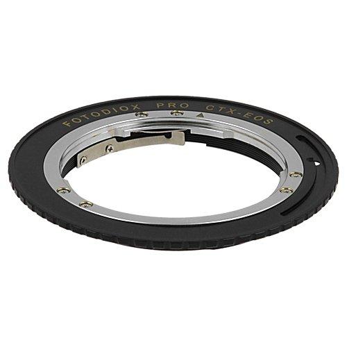 Fotodiox Anello Adattatore Professionale Per Zeiss Contax/Yashica (C/Y) Obiettivo A Fotocamera Canon Eos