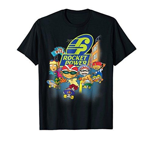 Nickelodeon Rocket Power Skateboarding Team T-Shirt