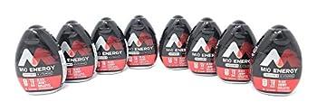 Mio Energy Black Cherry 1.62 FL OZ  48ml  Pack Of 8