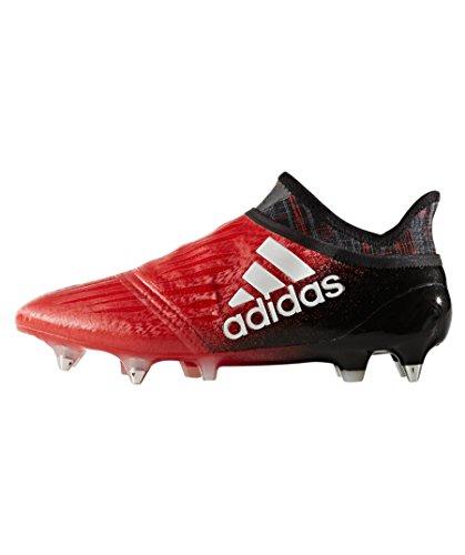 adidas X 16+ Purechaos Red Limit FG Fußballschuh Herren 7 UK - 40.2/3 EU