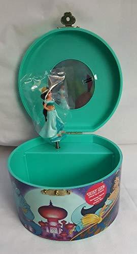 Disney Princes Jasmine Music Jewelry Box