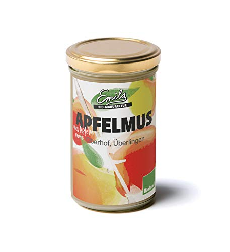 Emils Bio-Manufaktur Apfelmus, 270 g