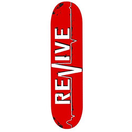 "ReVive Lifeline - Skateboard Deck - Rot - 7,75"""
