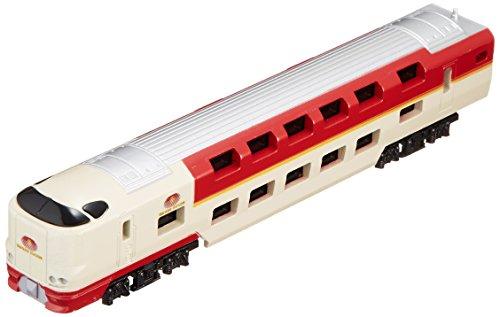 (NEU) Spur N Zug-Druckguss-Modell im Maßstab No.68 Sonnenaufgang Express
