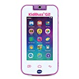 VTech KidiBuzz G2 Kids' Electronics Smart Device with KidiConnect, Pink