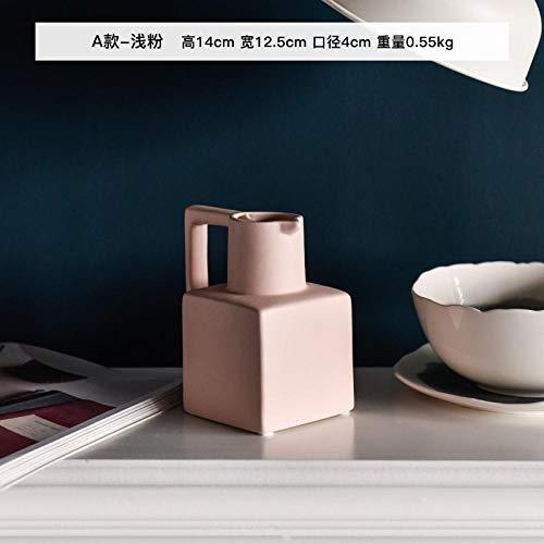 Vase Geometrische Unregelmäßige Vase Kunst Blume Home Tv Schrank Modell Dekoration Vasen Dekoration 1