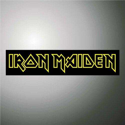 Pegatinas – Pegatinas Iron Maiden hip hop rap jazz hard rock metal pop funk adhesivo
