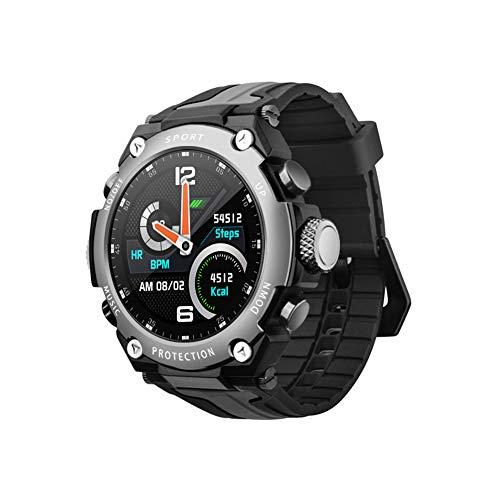 CETLFM De nieuwe smart-armband, slaapmonitor, stappenteller, beweging, full-touch-grootbeeldhorloge, herenhorloge, sporthorloge, exclusief horloge, volledig compatibel