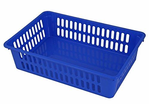 Gies Haushaltsware, Plastik, blau, 24 x 16.5 x 6.5 cm
