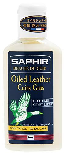 Saphir Crema para Calzado Piel Grasa Incoloro 125ML