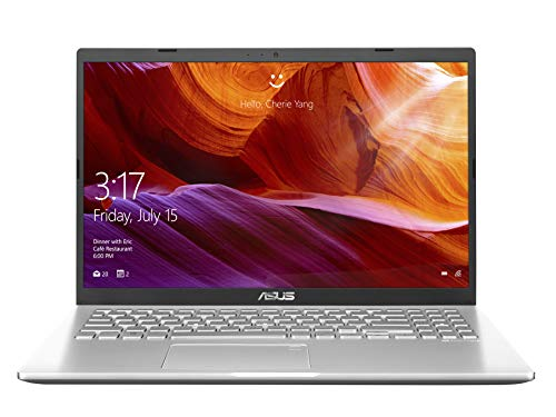 ASUS Laptop A509JB-EJ098T, Notebook con Monitor 15,6  FHD Anti-Glare, Intel Core i7-1065G7, RAM 8GB DDR4, Grafica NVIDIA GeForce MX110, 512GB SSD PCIE, Windows 10 Home, Argento