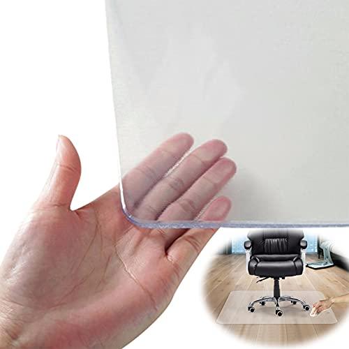 Gnova Protezione del Pavimento Dell'ufficio Tappetino Rettangolare,Superficie Opaca,20'X25'/51X64CM per tavolino da caffè,Tavolo da Pranzo,Computer,Sedia da scrivania (Size : 34'x43'/87x110cm)