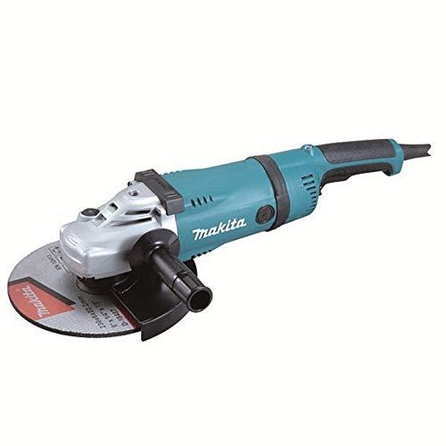Makita GA9030R Amoladora 230 Mm 2400W 6600 Rpm 6.5 Kg Sar, 2.4 W, 220 V, Azul, 0