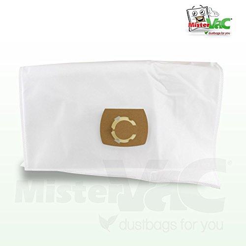 Lot de 10 sacs d'aspirateur professionnels Nilfisk Alto Attix 751-21