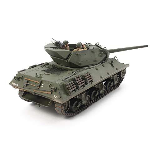 タミヤ 1/35 ミリタリーミニチュアシリーズ No.350 アメリカ陸軍 M10 駆逐戦車 中期型 プラモデル 35350