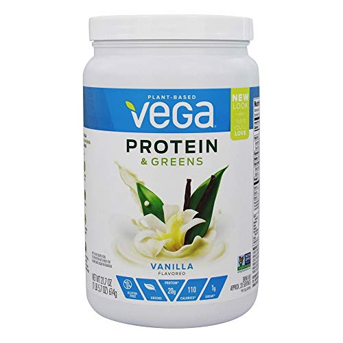 Vega - Protein & Greens Vanilla - 21.7 oz.
