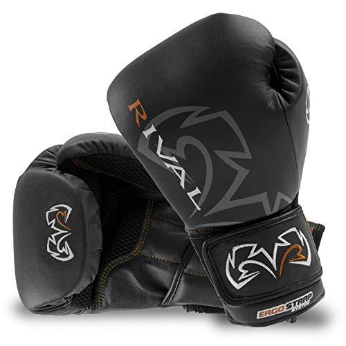 RIVAL Sparring Boxing Gloves - RS10V-Optima Bl