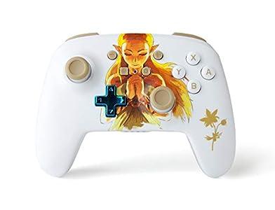 PowerA Enhanced Wireless Controller for Nintendo Switch - Princess Zelda - Nintendo Switch